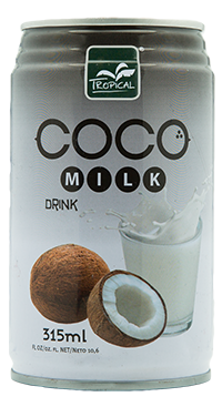 Tropical Coco Milk 315 ml - Mleko kokosowe