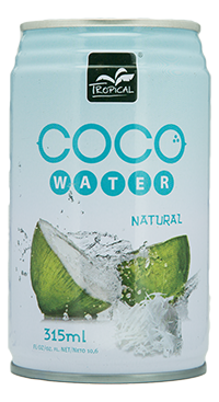Tropical Coco Water 315 ml - Woda kokosowa