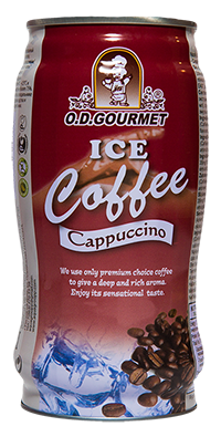 O.D. Gourmet – Ice Coffee Cappuccino 240 ml