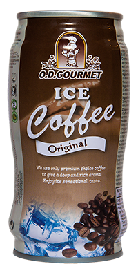 O.D. Gourmet – Ice Coffee Original 240 ml