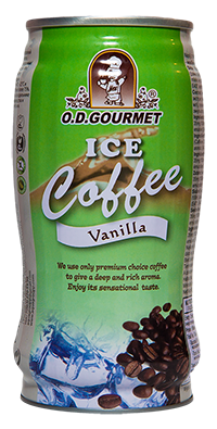 O.D. Gourmet – Ice Coffee Vanilla 240 ml