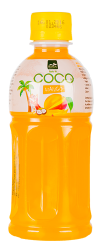 Tropical Nata de coco Mango 320 ml - Mango