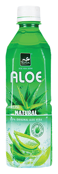 Tropical Natural Aloe Vera 500 ml