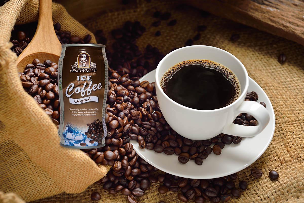 Kawa mrożona O.D. Gourmet