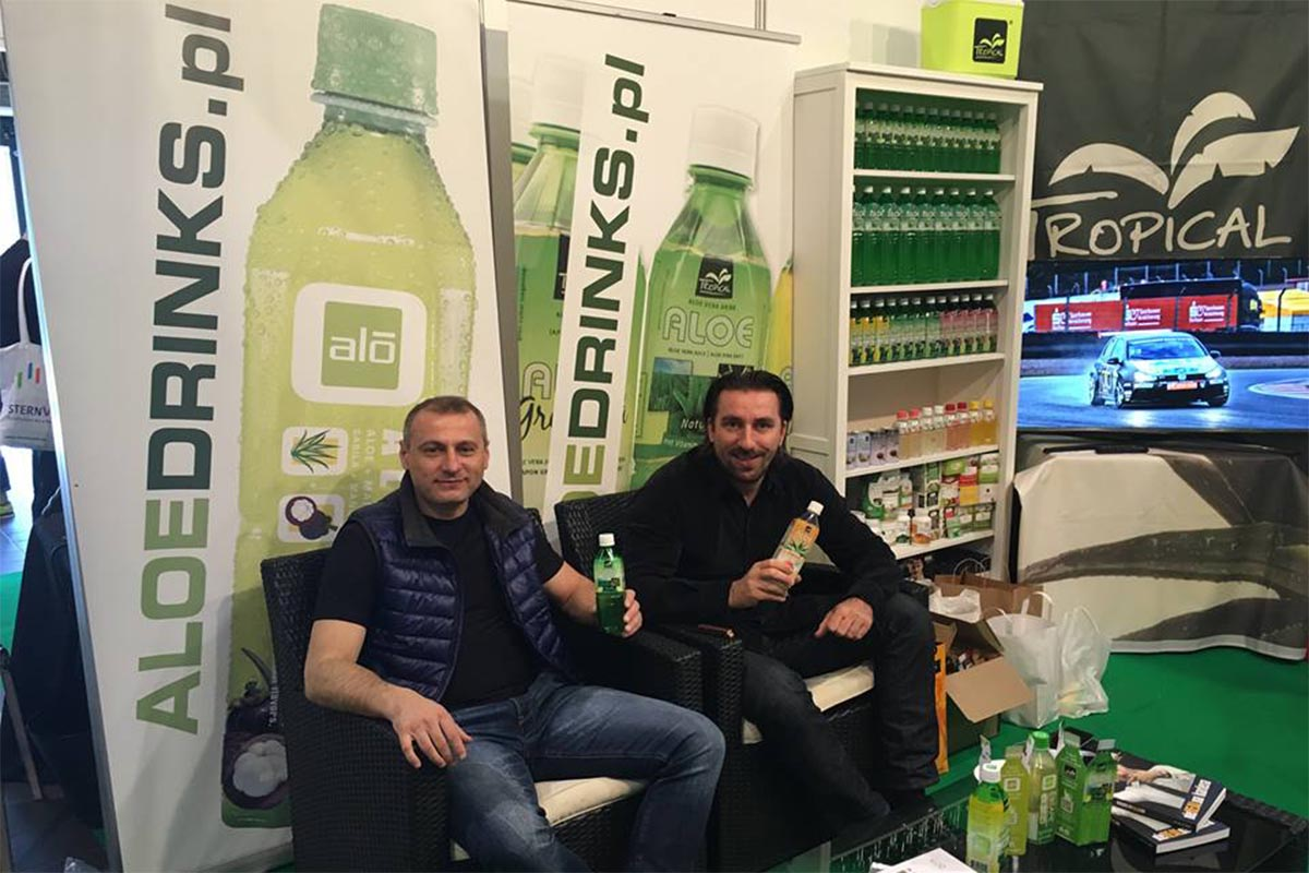 Tomek Iwan równieżpokochał nasze produkty